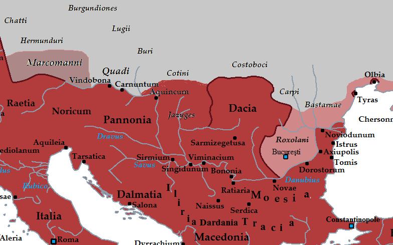 Romania - Dacia
