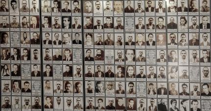 sfinţii închisorilor