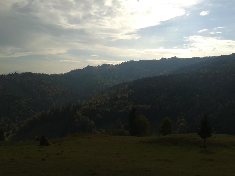 Peisaj obişnuit România