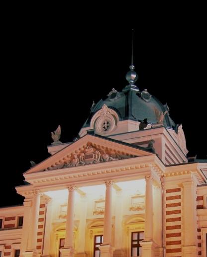 Spitalul_Colțea_fragment_noaptea